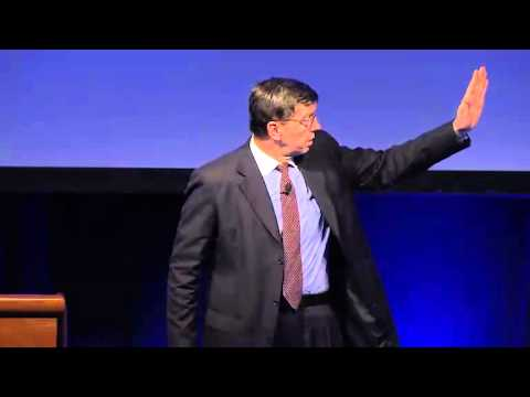 Dr. Clayton Christensen discusses disruption in higher education