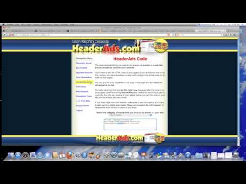 HeaderAds Free Internet Marketing