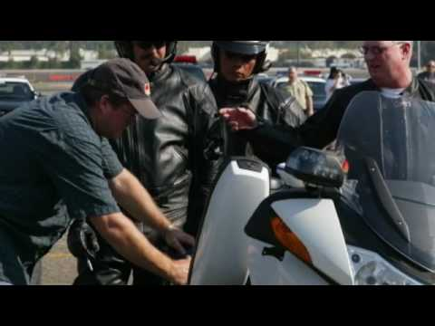 2009 Los Angeles County Sheriffs Department Motorcycle Test