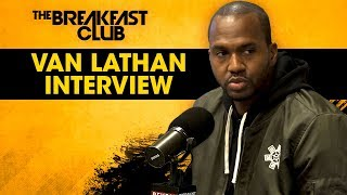 Van Lathan Talks TMZ, Weight Loss,