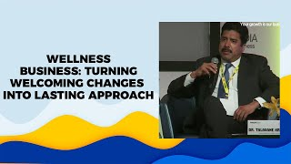 Wellness business  Turning welcoming