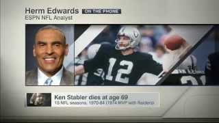 Remembering Ken Stabler
