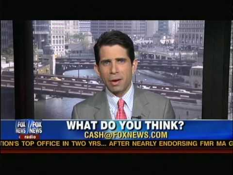 Steve Leser on Cashin In 4-23-10 Regarding Gore's Inconvenient Youth Climate Website