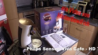 Philips Senseo Viva Café Style HD7836/00 - TEST