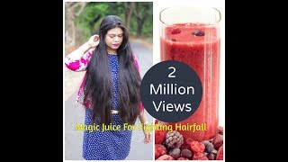 Magic Juice For Fighting Hairfall and A Super Glowing Skin|Sushmita