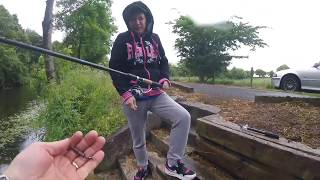 River Braid Fishing Adventures: Canal Part 1