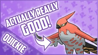 Talonflame is GOOD in VGC 2019! | Quickie