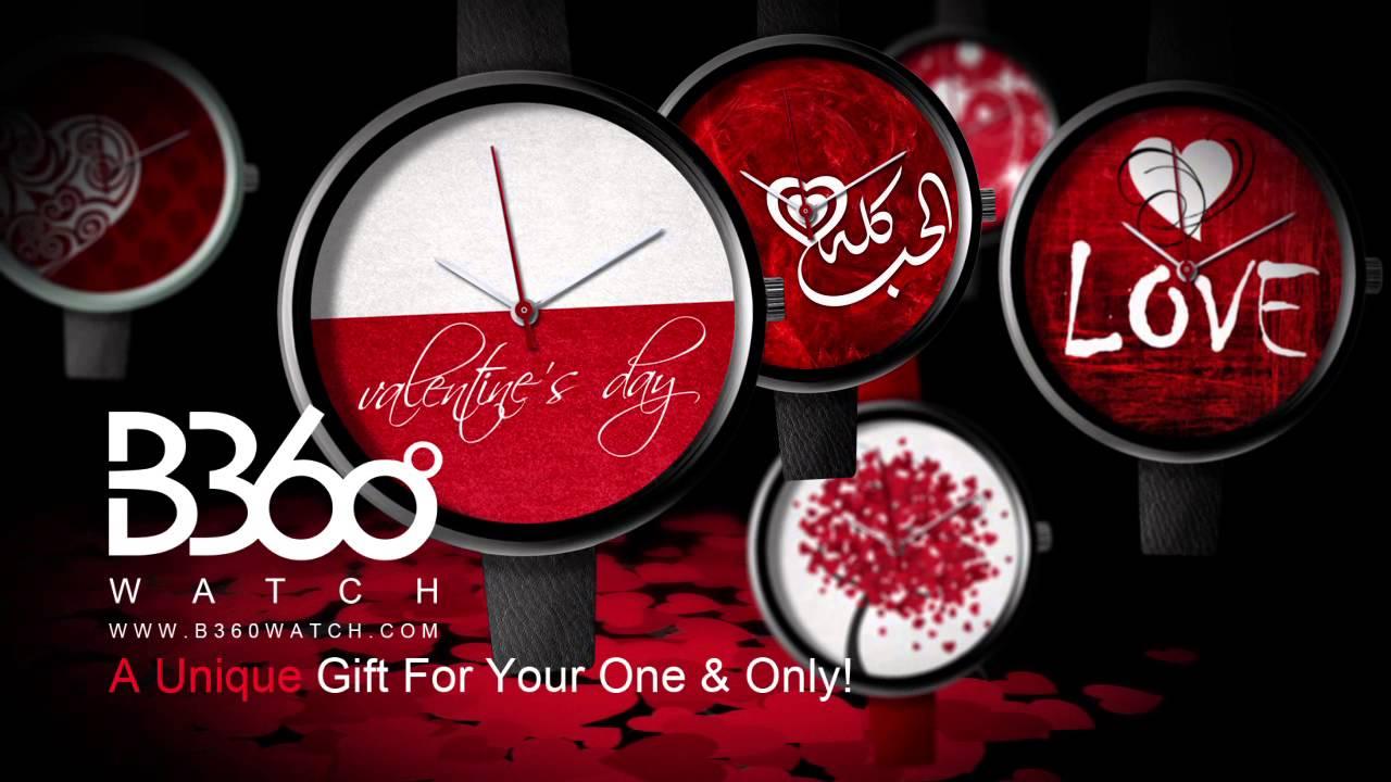 Valentine's Day Unique Watches