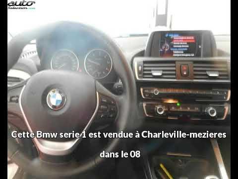 Bmw serie 1 occasion visible à Charleville-mezieres présentée par Citroen charleville