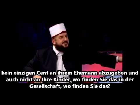 Faszination, frau im, islam, islam als Rettung der, frauen aller Welt