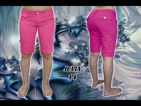 Coleccion Pantalones de mujer 2009 - 2010