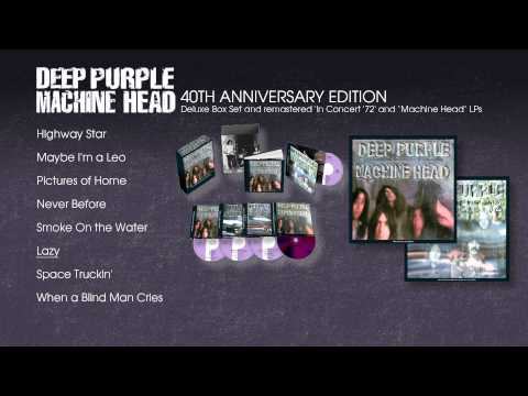 "Deep Purple - The 40th Anniversary Edition of ""MACHINE HEAD"" (Deluxe Box Set)"