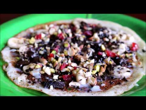 Chocolate Dosa Recipe