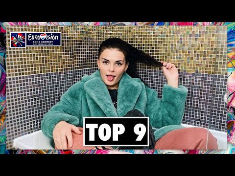 TOP 9 | EUROVISION SONG CONTEST 2020 | ESC 2020 W/ ARMENIA NORWAY & LITHUANIA