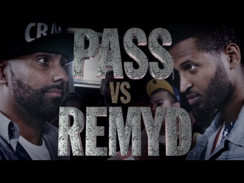 KOTD -  Rap Battle - Pass vs RemyD