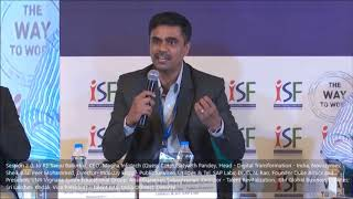 #Flextechcon ISF 5th IT Conference : Session 2- UNLOCKING TECH POTENTIAL OF INDUSTRY 4.0