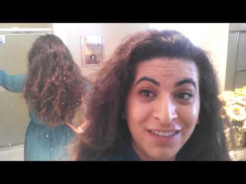 Pixie Cut Curly Hair With Bangs Wavy Hair Before Pixie Cut