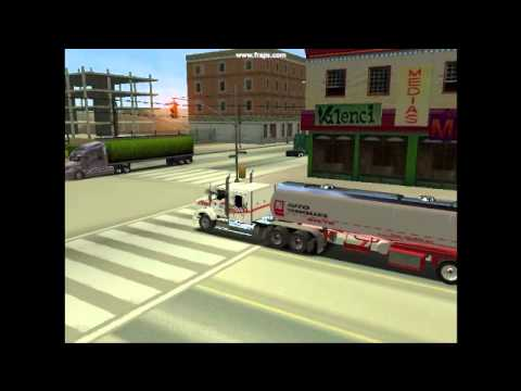 Kenworth T800 Century 18 Wheels of Steel Haulin