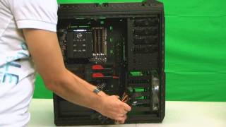 CMHD.TV Cooler Master HAF X How to /  To Do video.