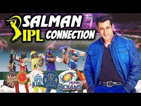 Salman Khan का IPL Connection कर देगा आपको Surprise | Bhaijaan ने किया एक और बड़ा धमाका