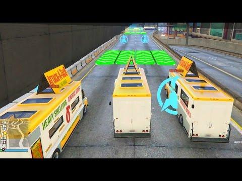 TACO TRUCK SHOWDOWN! - GTA 5 Funny Moments #640