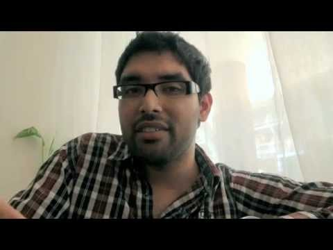 Dealing with the weight of life - Shyju Mathew Partners Video Feb 2012