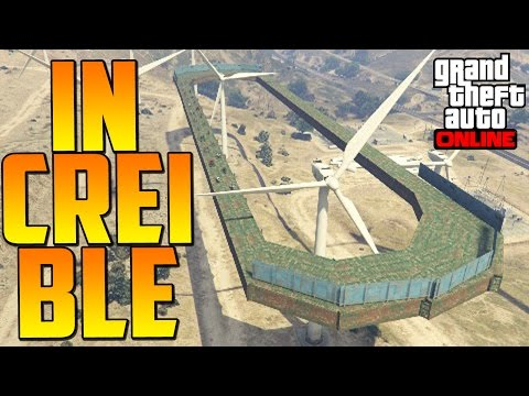 INCREÍBLE! MÁXIMA CONCENTRACIÓN! – Gameplay GTA 5 Online Funny Moments (Carrera GTA V PS4)