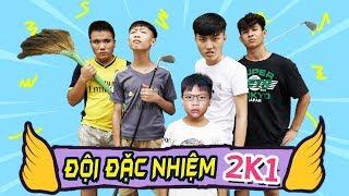 Đội Đặc Nhiệm 2k1 Parody - Vanh LEG ( Phiên Bản Học Sinh ) - Trần Văn Sung
