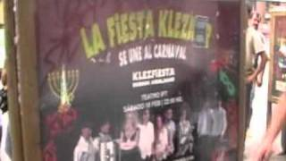 Klezfiesta Bs As Band en el IFT / Sábado 18 de Feb de 2012 a las 22 Hs