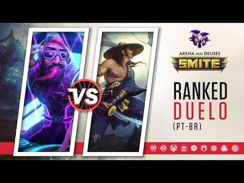 Zeus vs Susano | PLEASE GOD NO! - Ranked Duelo | Smite Season 5 (PT-BR)