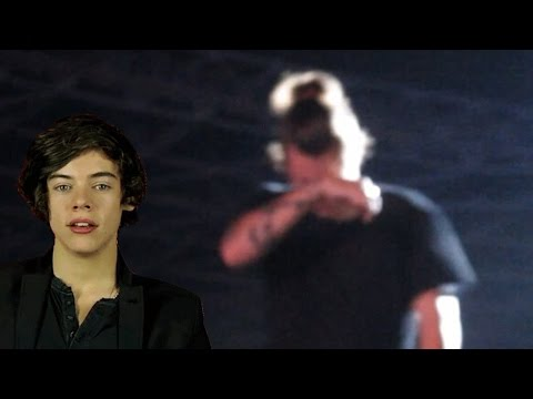Harry Styles Cries On Stage After Zayn Malik Leaves One Direction