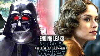 The Rise Of Skywalker Ending Leaks Change Everything! (Star Wars Episode 9 Spoilers)