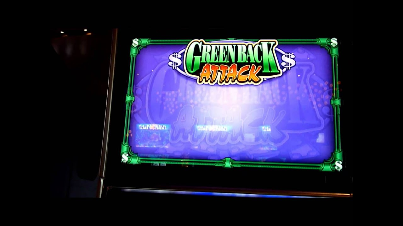 Greenback Attack Slots - IGT Greenback Attack Slot Machine Game