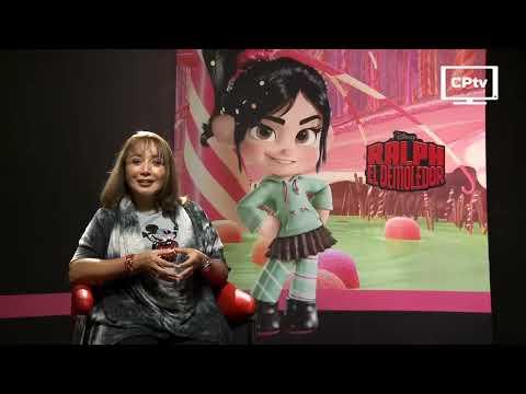 Ralph El demoledor, habla Maria Antonieta de las Nieves