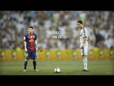 Real Madrid vs Barcelona • Copa Del Rey 2013 El Clasico Promo • |HD|