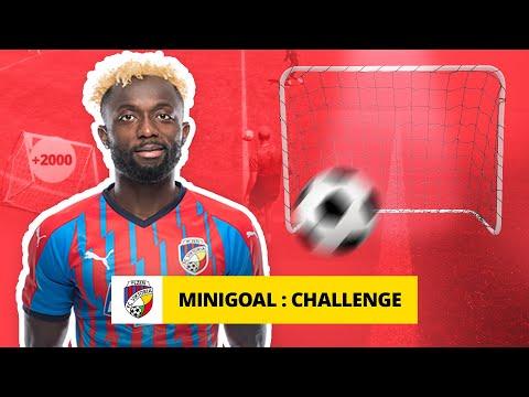 MiniGoal Challenge: Joel Kayamba