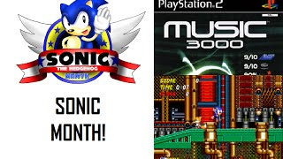 Sonic Month: Metropolis Zone (Synth MIx) - Music 3000 (PS2)