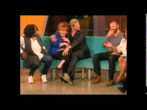 The Avengers Hilarious Cast Moments Compilation 1