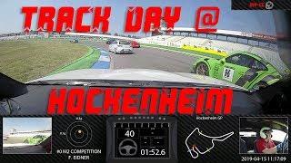 M2 Competition Trackday Hockenheim-Ring 04.2019 Impressionen