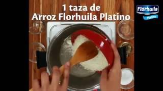 Florhuila Platino - Arroz con Lentejas