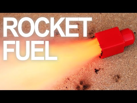 Homemade Rocket Fuel (R-Candy)
