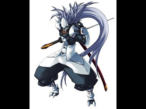 Korean Lost Saga Hakumen First Look Blazblue Premium Hero 104