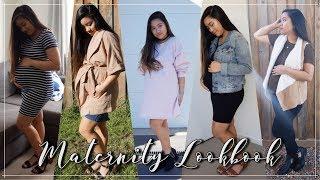 Maternity Lookbook | Danica Janine