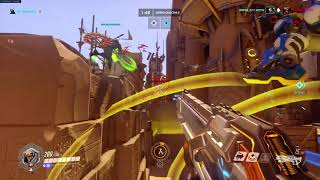 Overwatch: funny soldier 76 game