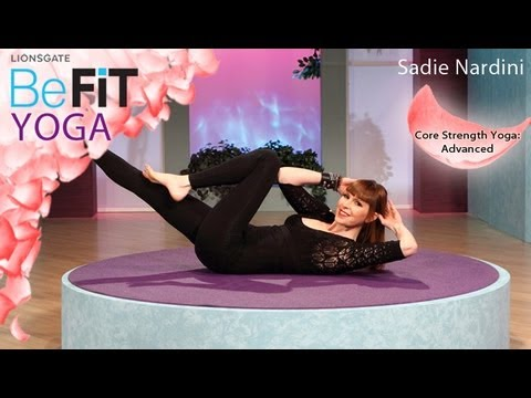 Core Strength Yoga- Advanced: Sadie Nardini- BeFit Yoga