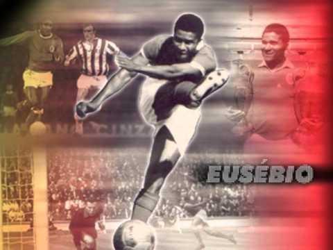 He is a legend ,Eusebio