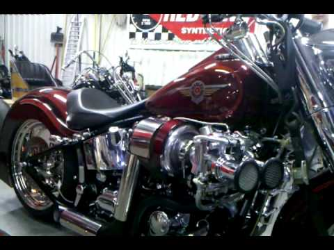 harley turbo kit: