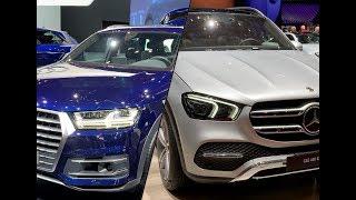Mercedes Benz GLE vs Audi Q7