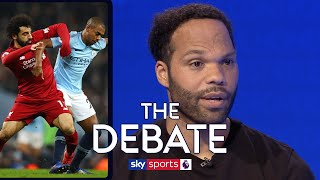 Who will win the Premier League - Liverpool or Man City? | QampA with OShea and Lescott | The Debate