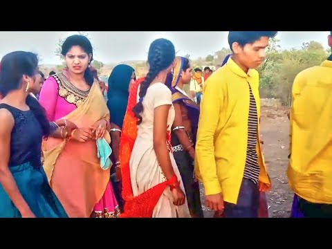 Chori Lage Kakdi !! Adivasi Timli Song Video !! Wonderful Girls Adivasi Dance !! Best Adivasi Song 2